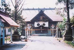 納内神社 - 北海道神社庁のホームページ
